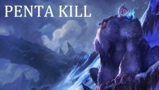 Muhteşem Nunu Pentakill - League Of Legends