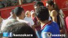 Aesthetics Fitness Goes Taksim / Istanbul !  Natural Bodybuilding Motivation - Kenzo Karagöz