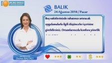 Balık Burcu - Astrolog Demet Baltacı