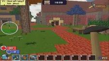 Cube Wars: Minecraft'ın Kardeşi Brick Force'nin Amcası 1. Bölüm