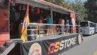 Taraftarlar, 19 Mayıs Stadı'nda yerlerini almaya başladı - MANİSA