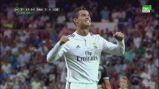 Cristiano Ronaldo'dan Müthiş Gol!