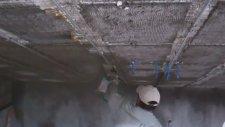 Tavan Sıvası Spreyle Nasıl Yapılır