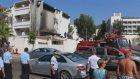 Marmaris'te otelin kazan dairesinde yangın - MUĞLA