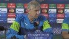Arsenal-Beşiktaş maçına doğru - Arsene Wenger - LONDRA