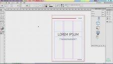 Adobe Indesign İçinde Şablon - Master Sayfalarla Nasıl Çalışılır?