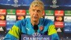 Wenger'den Maç Önü Açıklamalar