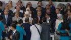 AK Parti 1. Olağanüstü Büyük Kongresi - Erdoğan'ın Salona Girişi - Ankara
