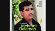 Mehmet Balaman - Belalı Başım (U.h)