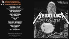 Metallica - For Whom The Bell Tools (İstanbul 2014)