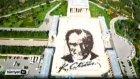 Anıtkabir'de 6 Bin Bişiyle En Büyük Atatürk Portresi