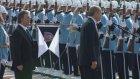 Gül, Erdoğan'ı resmi törenle karşıladı - ANKARA