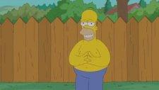 Homer Simpson'ın ALS Kampanyasına Katılması