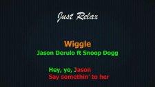 Jason Derulo Ft Snoop Dogg - Wiggle Wiggle