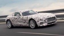 Yeni Mercedes AMG GT Testi