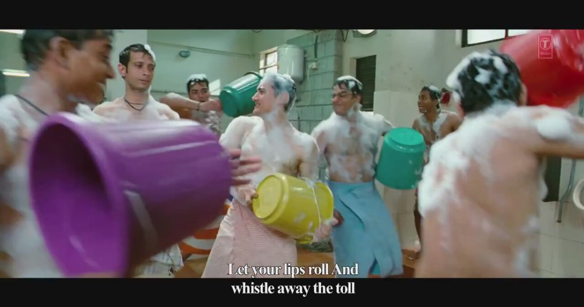 All izz well full hd song 3 idiots All hd song