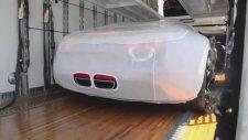 Bugatti Veyron'un Sahibine Teslim Edilişi (Titizlik İçerir)