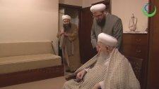 Cübbeli Ahmet Hoca Mahmud Efendi Hazretleri'ni (k.s.) Ziyaret Ederek Duasını Aldı