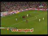 real madrid vs almeria 2 gol sneijder golazo