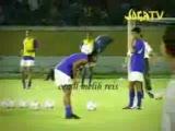 Ronaldinhodan Hoptek Kolbasti Showu