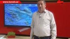Azerbaycan Televizyonunda Hava Durumu Sunmak
