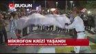 Cumhurbaşkanı Erdoğan'ın Konuşmasında Mikrofon Krizi