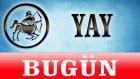 Yay Burcu, Günlük Astroloji Yorumu,31 Ağustos 2014, Astrolog Demet Baltacı Bilinç Okulu
