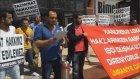 CarrefourSA İşçileri Tazminat Hakları İçin Direniyor