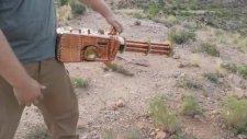 Semaverden Bozma Makinalı Tüfek