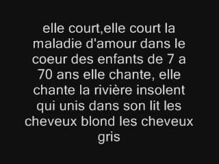 Michel sardou la maladie d 39 amour - Video d amour dans le lit ...