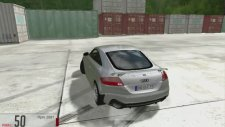 3d Audi Tt Drift Oyununun Oynanış Videosu
