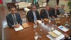Başbakanlık'ta Çözüm Süreci Toplantısı