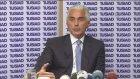 TÜSİAD Yönetim Kurulu Başkanı Haluk Dinçer - ANKARA