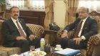 Ankara - Yalçın Akdoğan, Recai Akyel'i Kabul Etti
