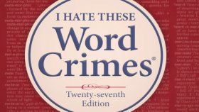 Weird Al Yankovic - Word Crimes