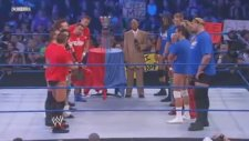 Big Show, Rey Mysterio & Kofi Kingston Vs. The Miz, Sheamus & Ezekiel Jackson