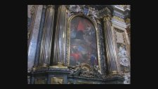 Pozzo, Aziz Ignatius Şapeli, Il Gesu, Roma, 1695