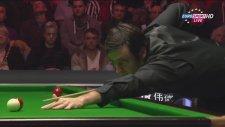 Ronnie O'Sullivan - Ding Junhui Snooker Karşılaşması (2014 Galler Açık Finalleri)