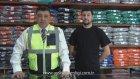 Yazlık İş Elbiseleri Bursa - Siyah Personel Penye T-shirt