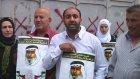 """Filistinli milletvekili Ahmed el-Hac Ali""""ye destek gösterisi - NABLUS"""