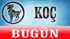 Koç Burcu - Günlük Astroloji Yorumu (9 Eylül 2014)