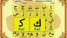 Kur'an Harflerinin Okunuşu Ve Yazılışı - En Kolay Kur'an Öğreniyorum