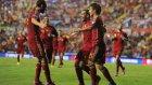 İspanya 5-1 Makedonya (Maç Özeti)