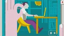 Bilgisayar Kullanırken Doğru Oturuş Şekilleri