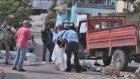 Kendiliğinden hareket eden kamyonetin çarptığı sürücü öldü - AFYONKARAHİSAR