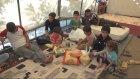 Türkiye'ye sığınan Yezidilere gıda yardımı - ŞANLIURFA