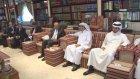 Çavuşoğlu, Katar Kültür, Sanat ve Miras Bakanı El Kuwari ile görüştü - DOHA