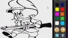 Elmer Fudd Boyama Oyunu