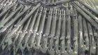 Beyşehir'de kaçak üretim tüfekler ele geçirildi - KONYA
