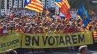 Katalonya'nın bağımsızlık talebi - BARCELONA